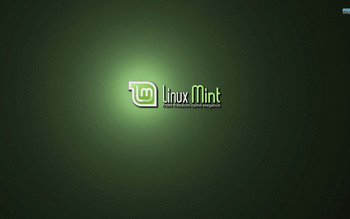 Linux Mint screenshot 14