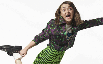 Maisie Williams screenshot 10
