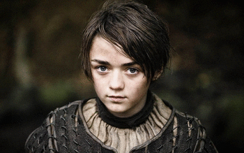 Maisie Williams screenshot 7