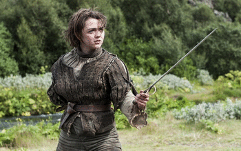 Maisie Williams screenshot 9