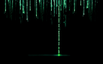 Matrix screenshot 2