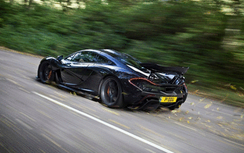 McLaren screenshot 2