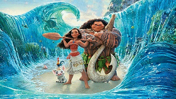 Moana screenshot