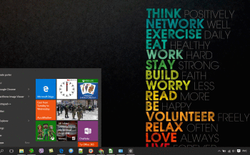motivational theme for windows 7