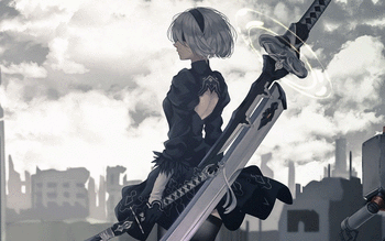 NieR: Automata screenshot 16
