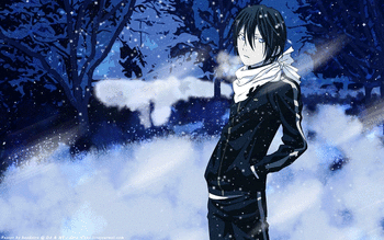 Noragami screenshot 11