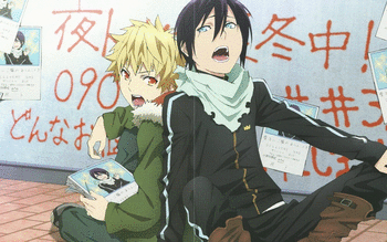 Noragami screenshot 12