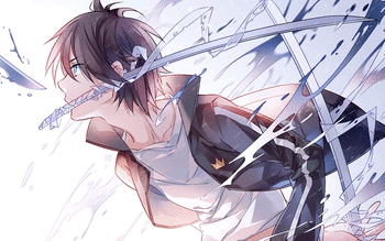 Noragami screenshot 14