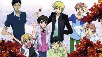 Ouran High School Host Club screenshot 10