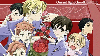 Ouran High School Host Club screenshot 13