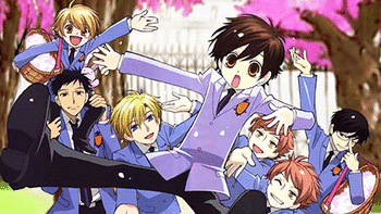 Ouran High School Host Club screenshot 3
