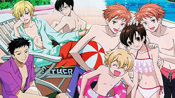 Ouran High School Host Club screenshot 4
