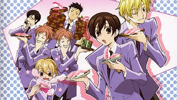 Ouran High School Host Club screenshot 5