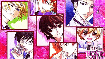 Ouran High School Host Club screenshot 6