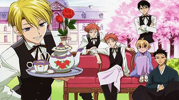Ouran High School Host Club screenshot 8