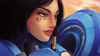 Pharah Overwatch screenshot 11