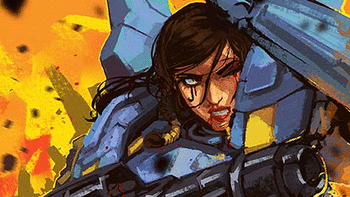 Pharah Overwatch screenshot 2