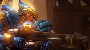 Pharah Overwatch screenshot 4