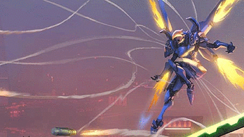 Pharah Overwatch screenshot 8