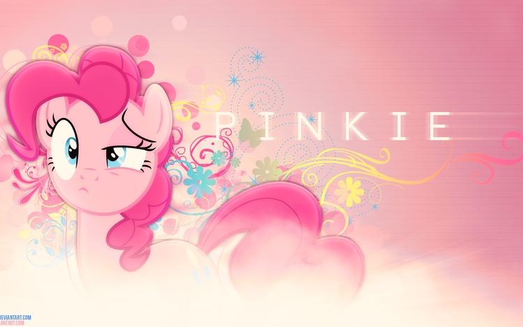 Pinkie Pie Theme For Windows 10