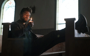 Preacher screenshot 6