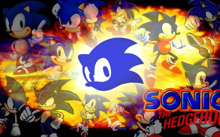 sonic games free
