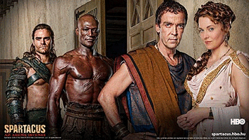 Spartacus screenshot 21