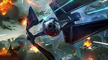 Star Wars – Warfare screenshot 2