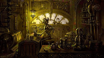 Steampunk screenshot 3