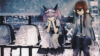 Steins;Gate screenshot 10
