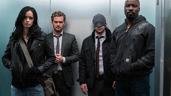 The Defenders screenshot