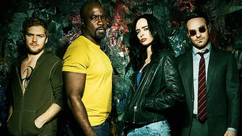 The Defenders screenshot 14