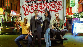 The Defenders screenshot 3