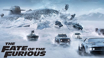 The Fate of the Furious screenshot 2