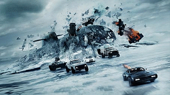 The Fate of the Furious screenshot 5