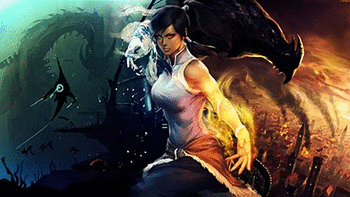 The Legend of Korra screenshot 10