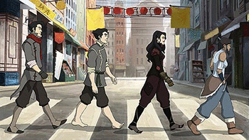 The Legend of Korra screenshot 12