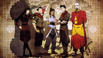 The Legend of Korra screenshot 13