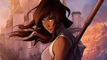 The Legend of Korra screenshot 14