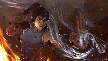 The Legend of Korra screenshot 6