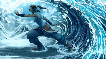 The Legend of Korra screenshot 7