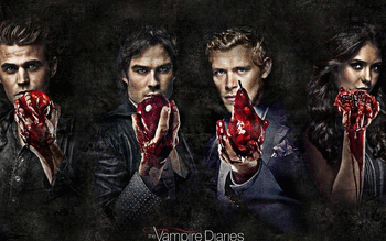 The Vampire Diaries screenshot 2