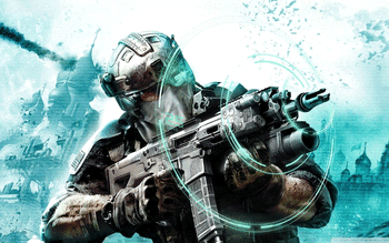 Tom Clancy's Ghost Recon Future Soldier screenshot 10