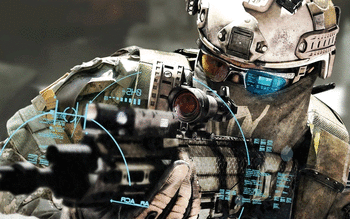 Tom Clancy's Ghost Recon Future Soldier screenshot 15