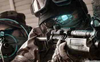 Tom Clancy's Ghost Recon Future Soldier screenshot 16