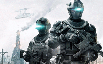 Tom Clancy's Ghost Recon Future Soldier screenshot 7