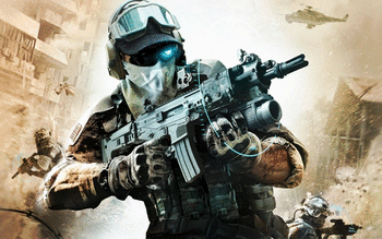 Tom Clancy's Ghost Recon Future Soldier screenshot 8