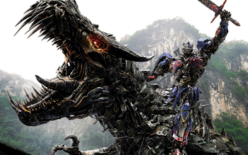 Transformers Age of Extinction screenshot 3