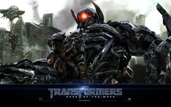Transformers Dark of the Moon screenshot 12