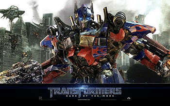 Transformers Dark of the Moon screenshot 3